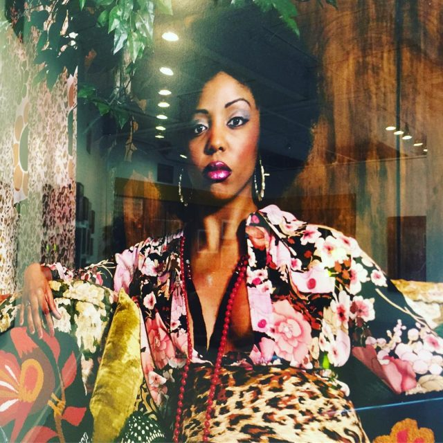 Fierce Beauty on display at MICA in Mickalene Thomas Musehellip