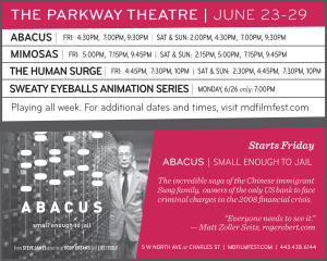 This Week at the Parkway!