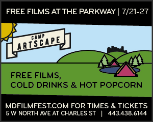 Maryland Film Festival at Artscape