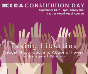 MICA Constitution Day