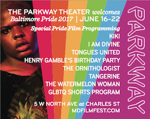 Pride Week at the Parkway