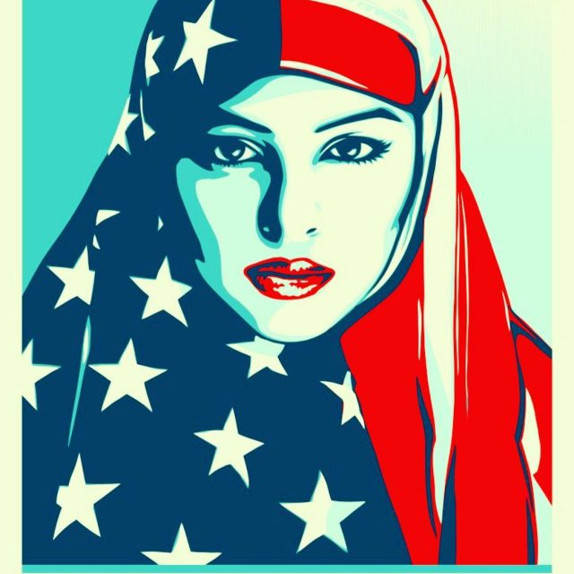How Shepard Faireys We the People images have created ahellip