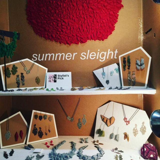 Jewelry by Summer Sleight acc bmoreart buyhandmade summersleight needmoreearrings