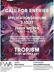 Paper Works – Call for Entry – BmoreArt   Baltimore
