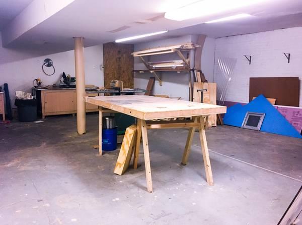 Art Studio + Storage Space at Press Press – BmoreArt