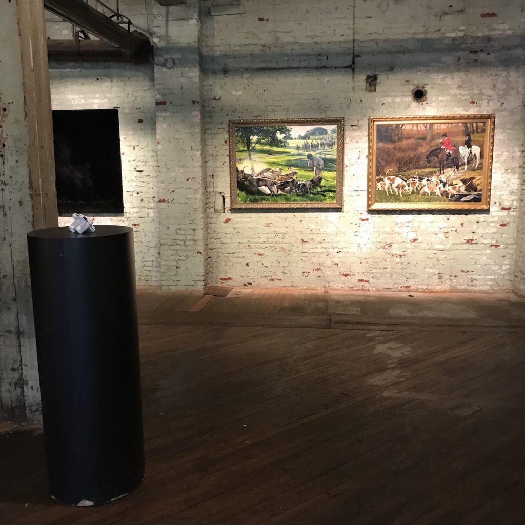 Photos From The Dog And Pony Show Bmoreart Baltimore