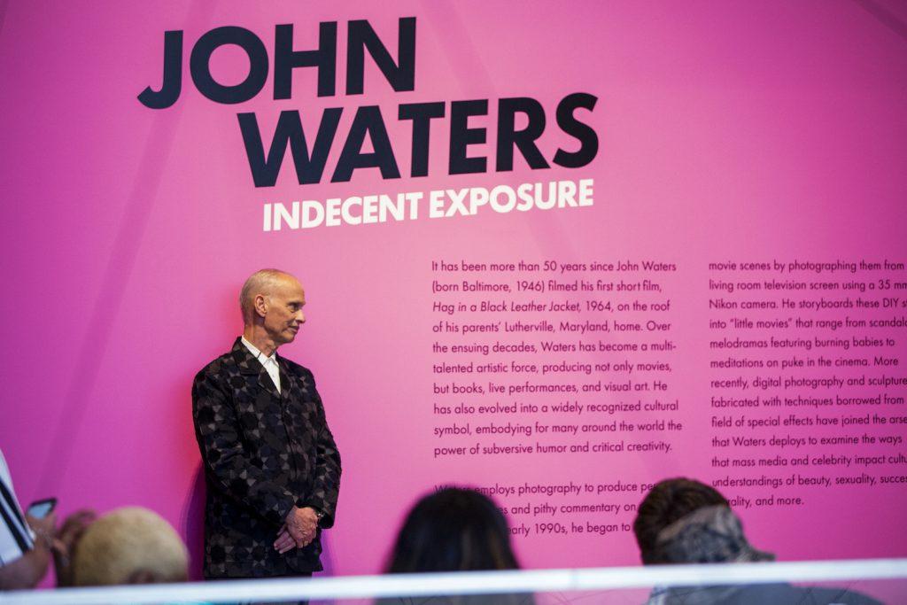 Anarchy at 72: John Waters Indecent Exposure – BmoreArt   Baltimore ...