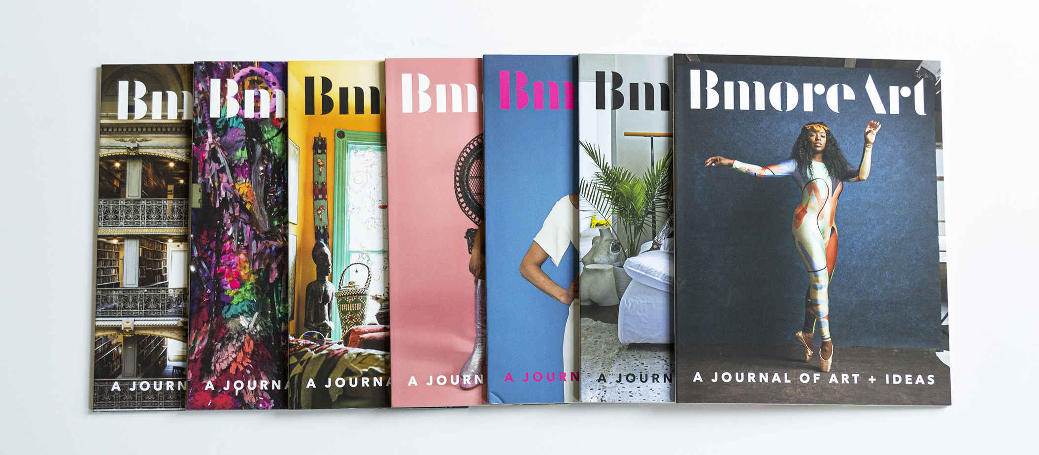 Art Journals And Magazines